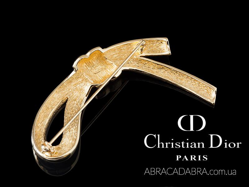 Оригинальная бижутерия Christian Dior Диор