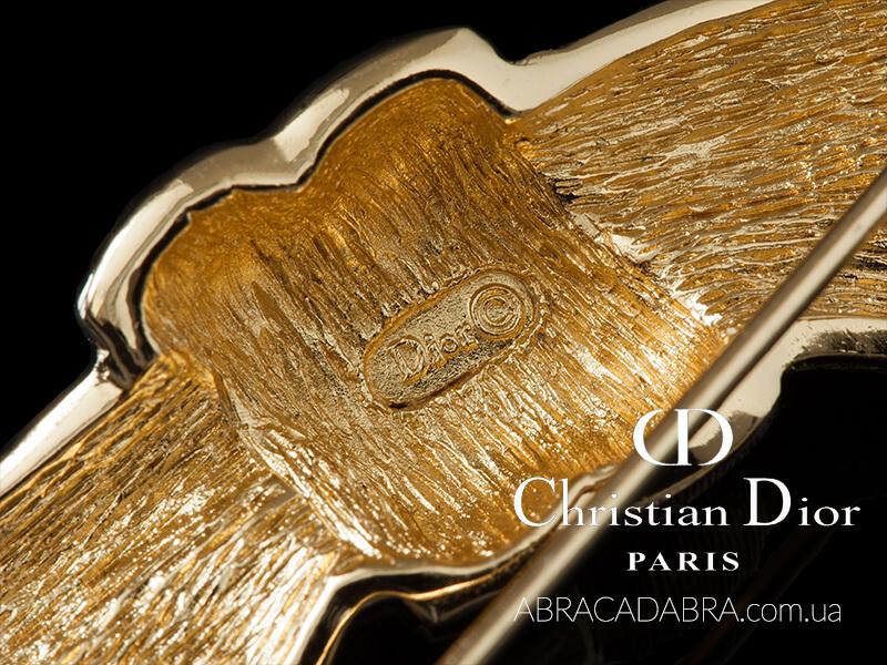 Клеймо маркировка Christian Dior Кристиан Диор