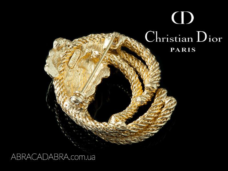 Брошь от Кристиана Диора Christian Dior