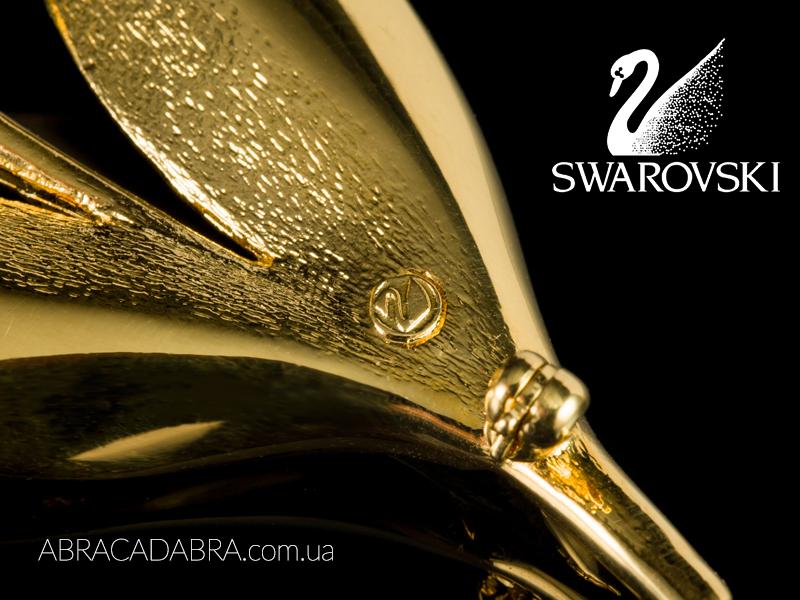 Swarovski Сваровски оригинал броши купить
