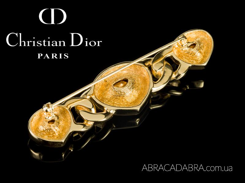 Бижутерия Кристиан Диор Christian Dior Оригинал винтаж