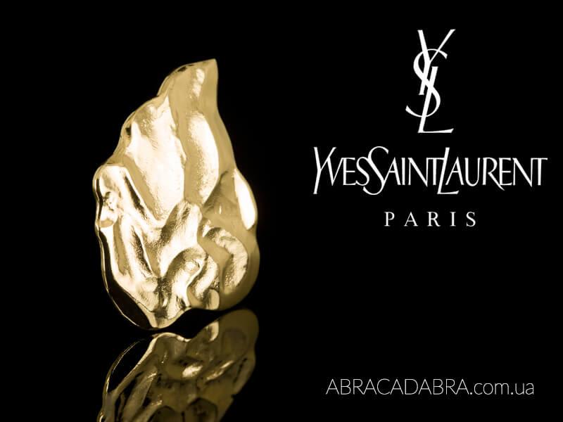 Yves Saint Laurent Ив Сен Лоран украшения оригинал