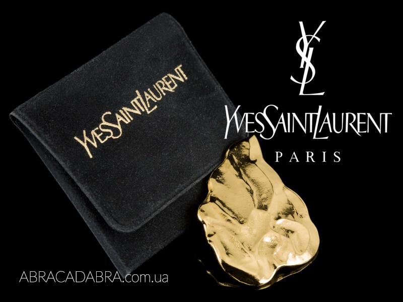 Бижутерия Yves Saint Laurent Ив Сен Лоран оригинал