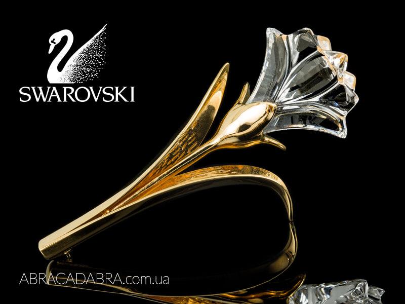 Сваровски украшения Swarovski оригинал брошь