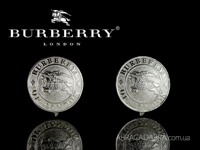 Burberry украшения Берберри бижутерия серьги