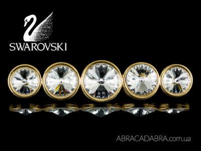 Swarovski брошь Сваровски украшения оригинал