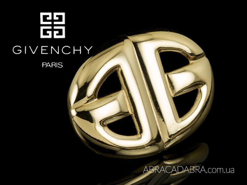 Givenchy украшения бижутерия оригинал брошь