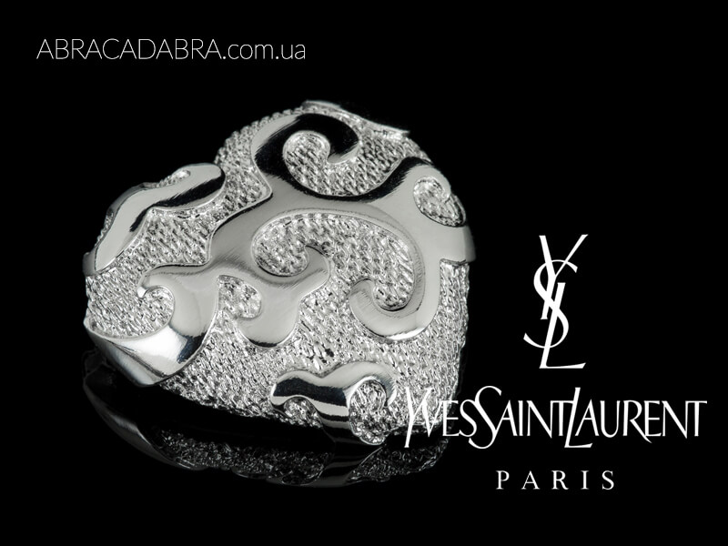 YSL Ив Сен Лоран Yves Saint Laurent ювелирные изделия