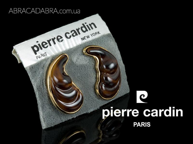 Pierre Cardin украшения Пьер Карден бижутерия винтаж оригинал