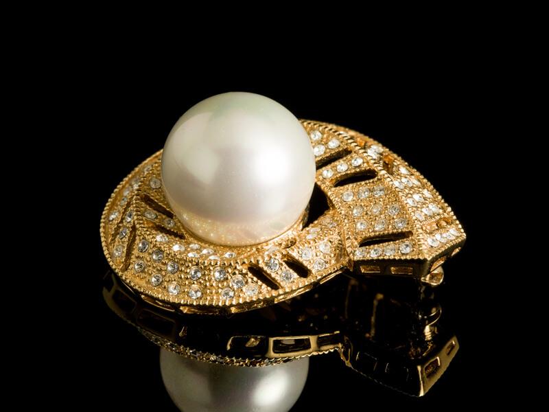 Жемчуг Majorica ювелирные украшения серебро
