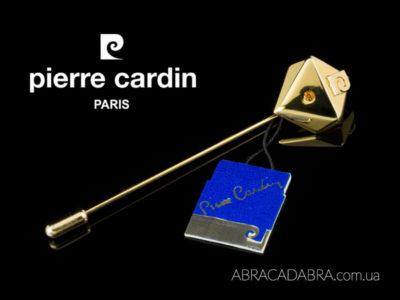 Pierre Cardin украшения Пьер Карден бижутерия оригинал винтажная брошь булавка