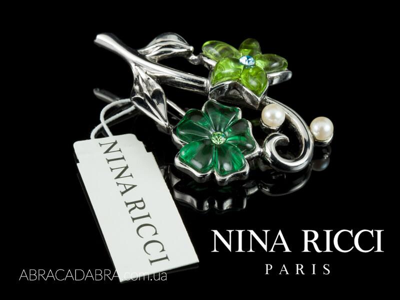 Бижутерия Нина Риччи Nina Ricci украшения Оригинал аксессуары купить