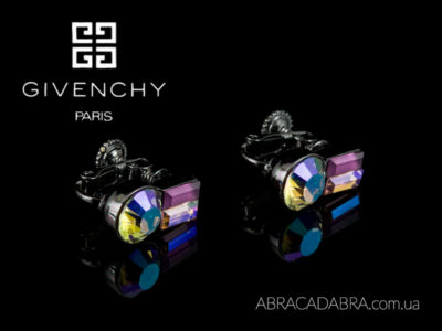 Винтажные украшения Givenchy Живанши бижутерия винтаж
