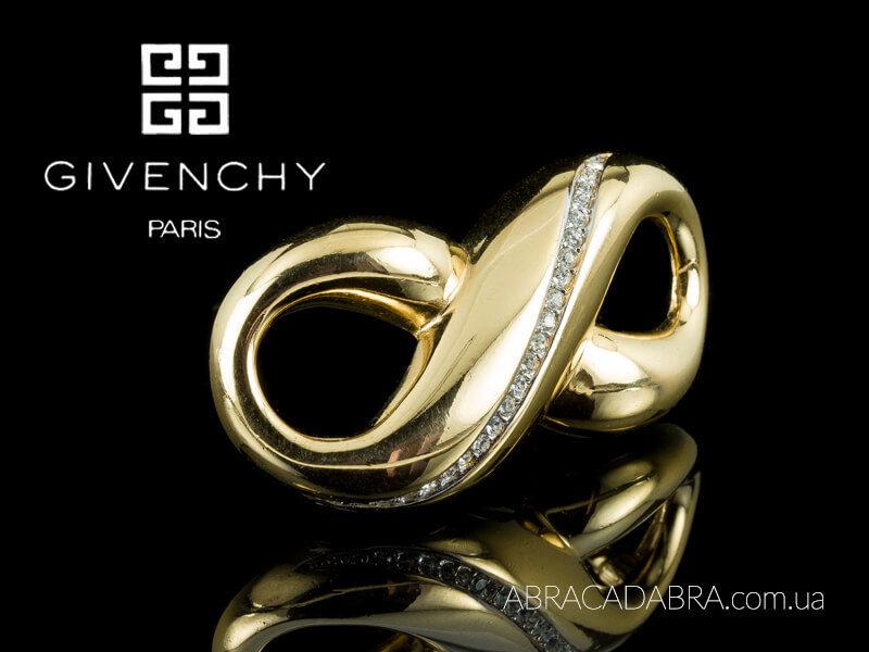 Украшения Живанши бижутерия Givenchy оригинал