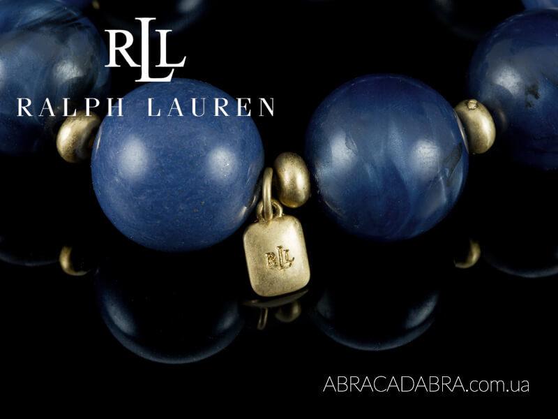 Ральф Лорен бижутерия Ralph Lauren украшения