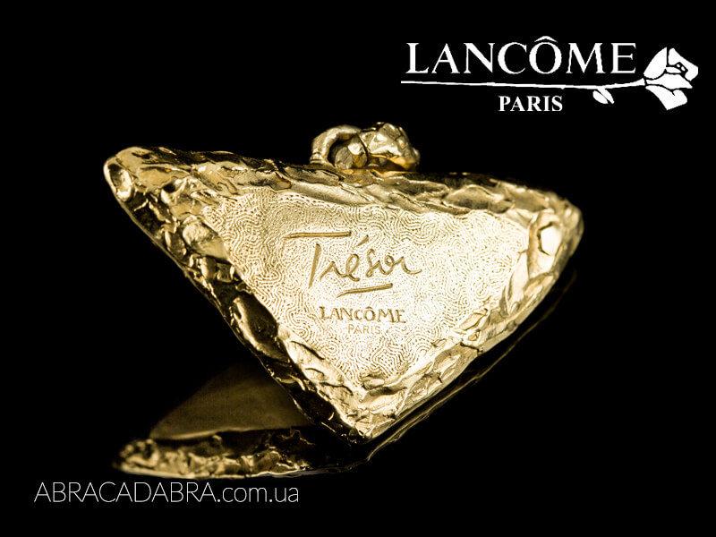 Lancome Tresor кулон подвеска оригинал