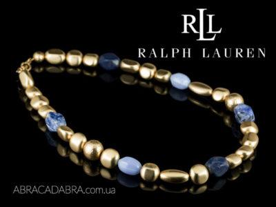 Ральф Лорен украшения Ralph Lauren колье оригинал